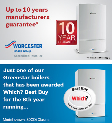 Worcester Boiler Guarantee East Sussex